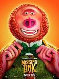 Missing Link 2019 - دانلود انیمیشن جدید لینک گم شده 2019 دوبله