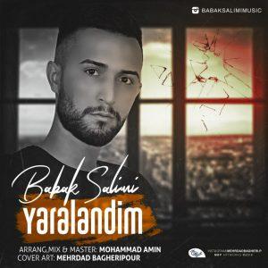 دانلود اهنگ ترکی یارالاندیم از بابک سلیمی