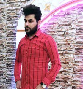 حسین عامری 1 279x300 - دانلود آهنگ غمگین اگر یار منی با کس نگو یار از حسین عامری