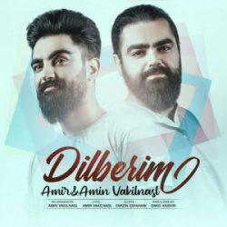 Amin  Amir Vakilnasl     Dilbarim - دانلود آهنگ ترکی  دیلبریم از امین و امیر وکیل نسل